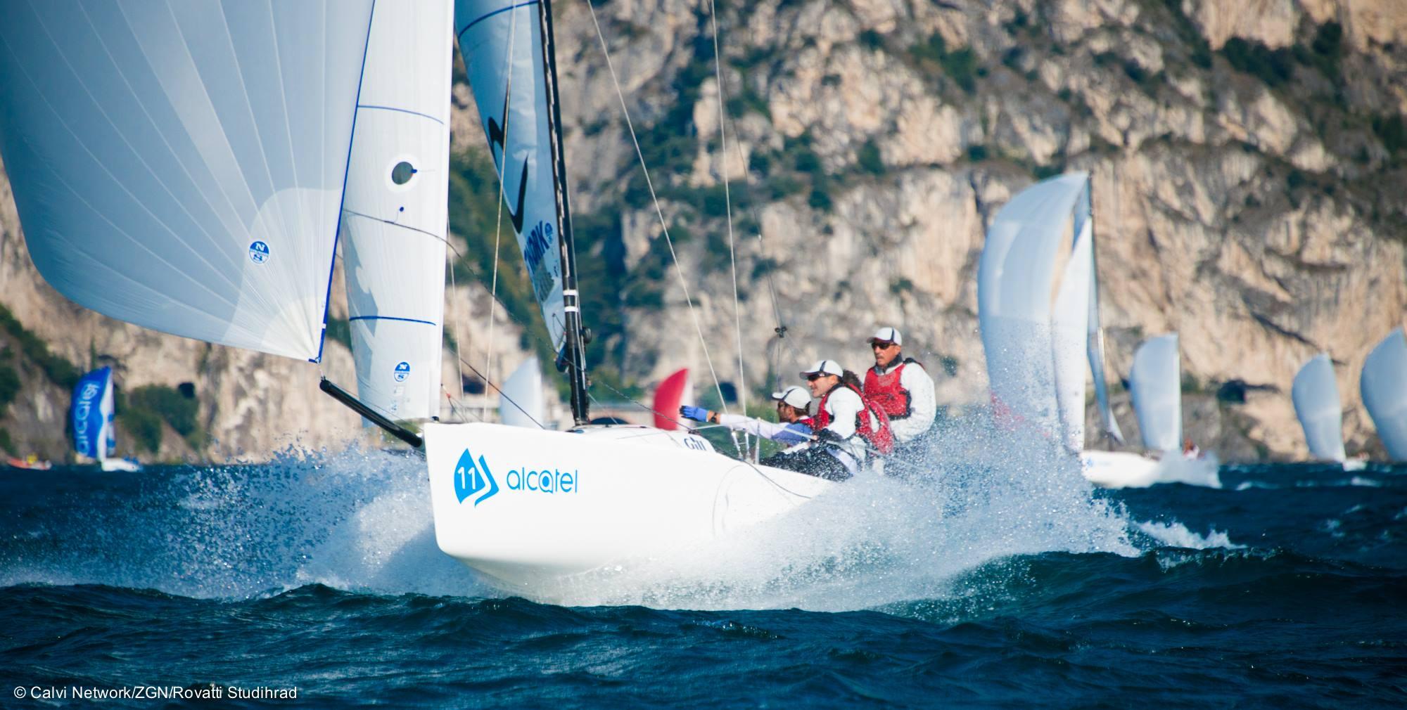 Calvi Network - Alcatel J/70 Cup
