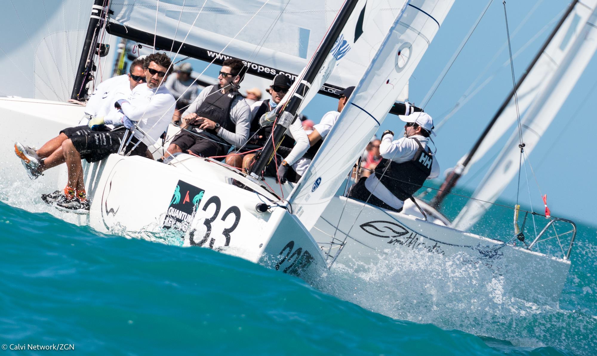 Calvi Network - Quantum Key West Race Week