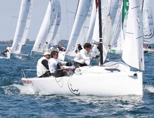 CALVI NETWORK E' CAMPIONE ITALIANO J/70