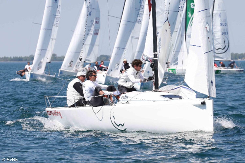 Calvi Network - J/70 Adriatic Cup